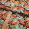 Úplet - Koně - digitisk - šíře 150cm/1bm
