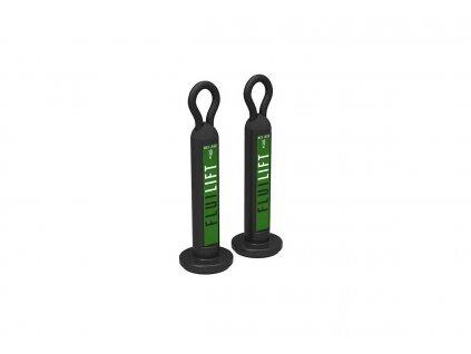 reax fluilift bungee green 1