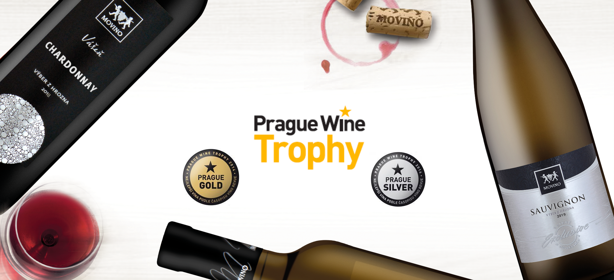 Úspech na Prague Wine Trophy 2020