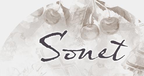 Lahké a svieže Sonety