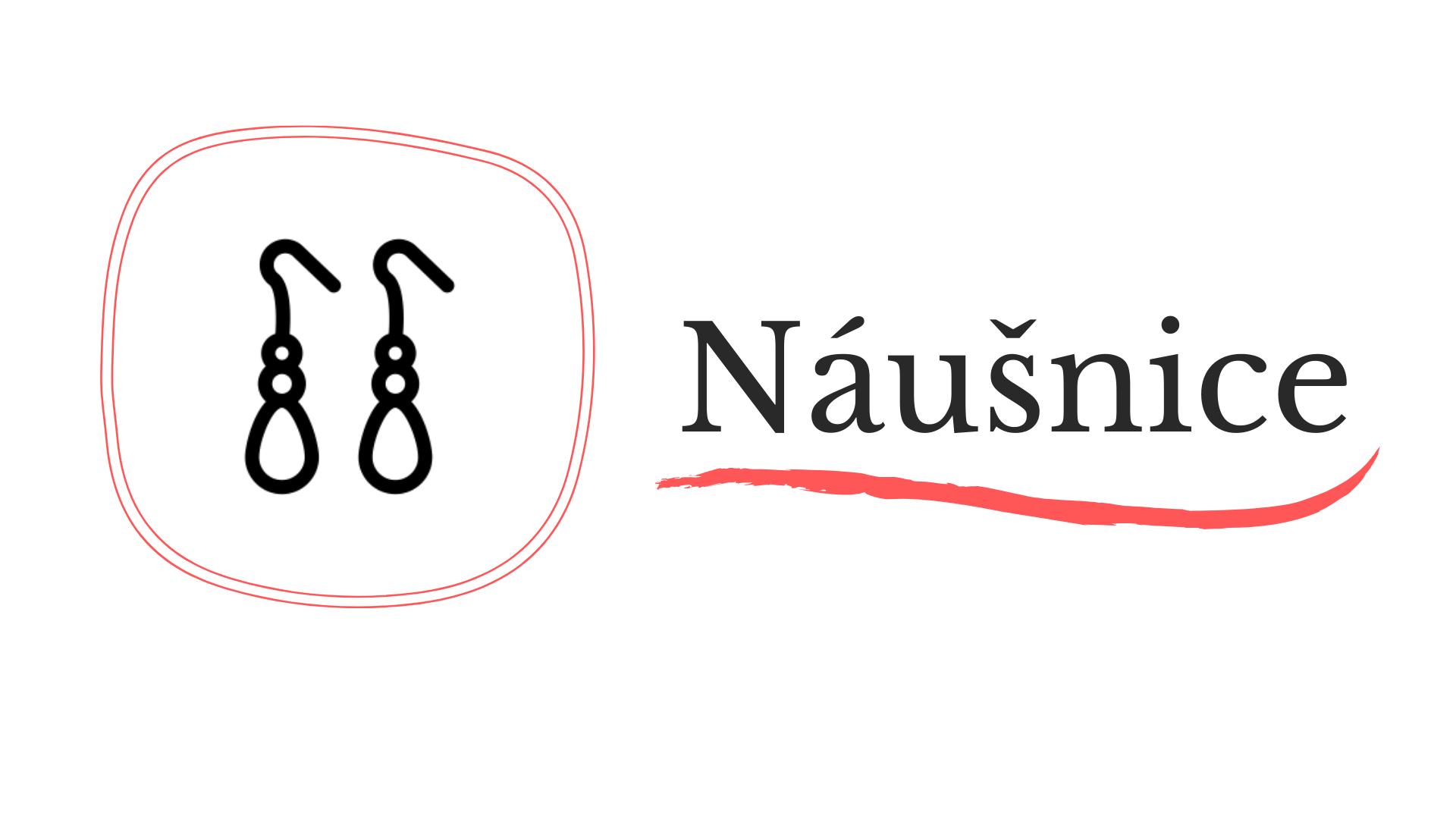MENU - Náušnice