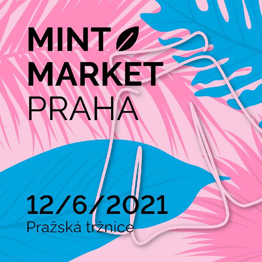 Mint Market Praha, sobota 12.6.2021