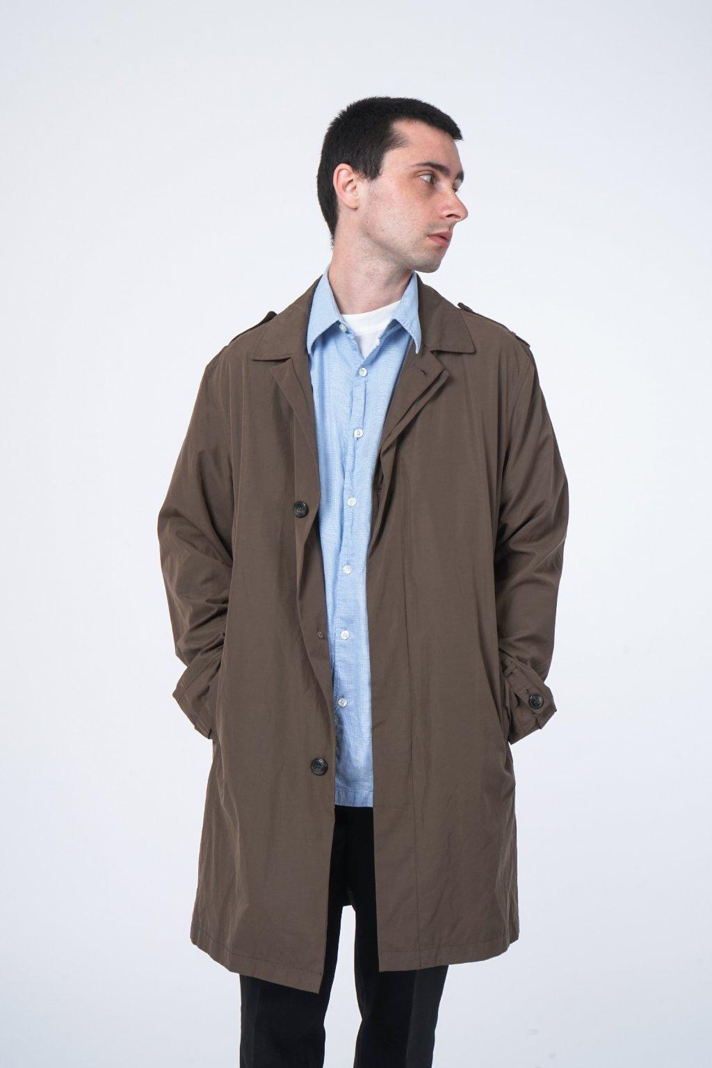 Pánský trench coat