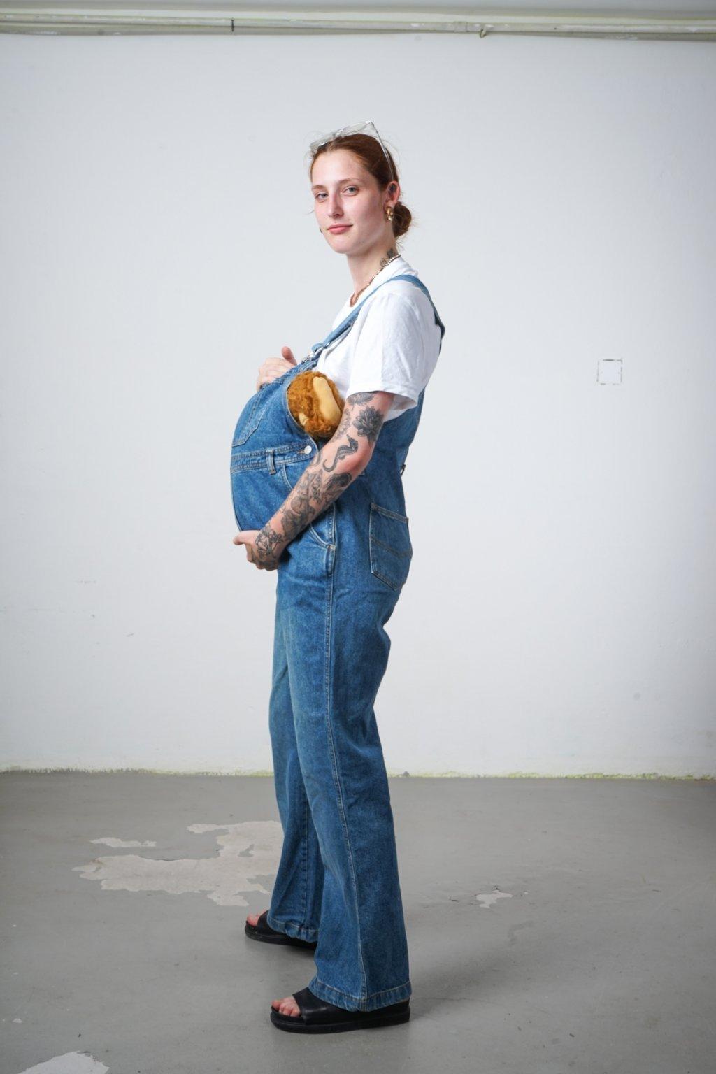 Těhotenské lacláče