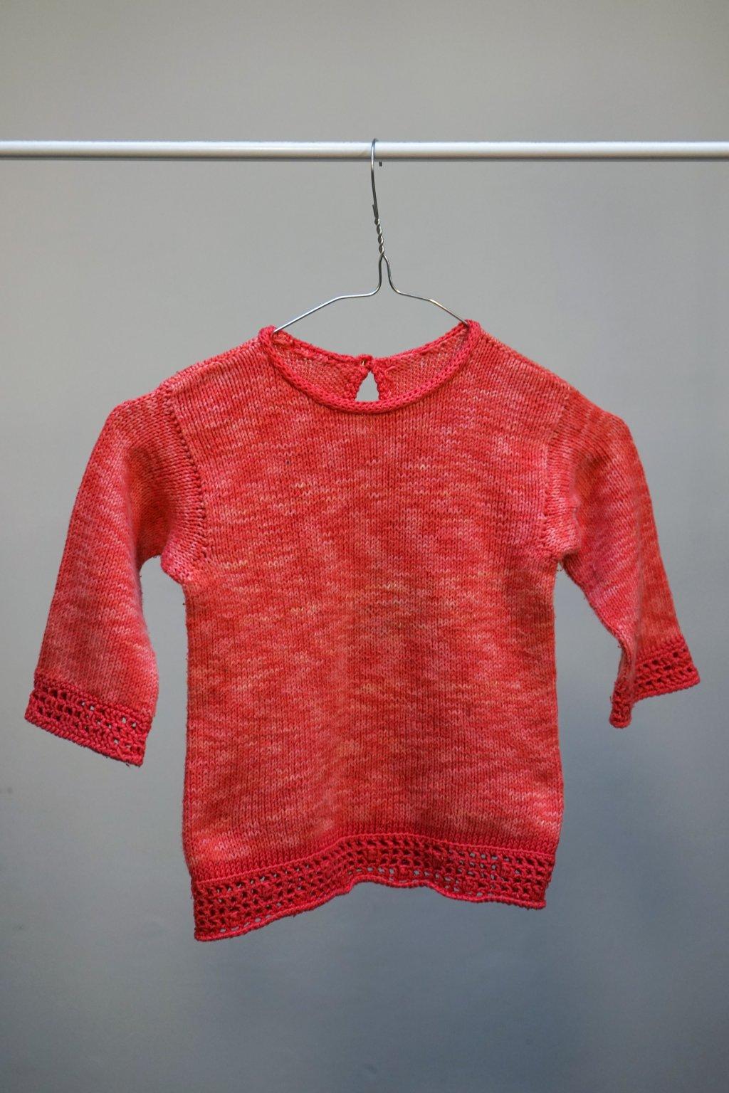 Vintage svetřík
