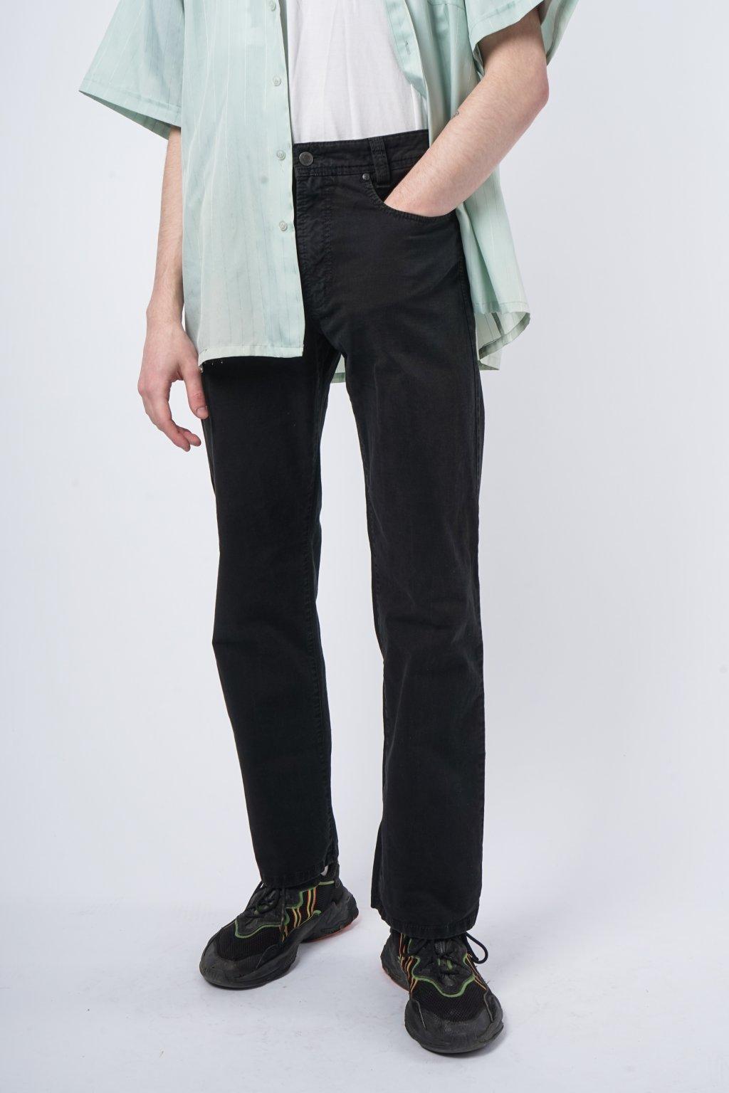 Mac džíny černé (32x32)