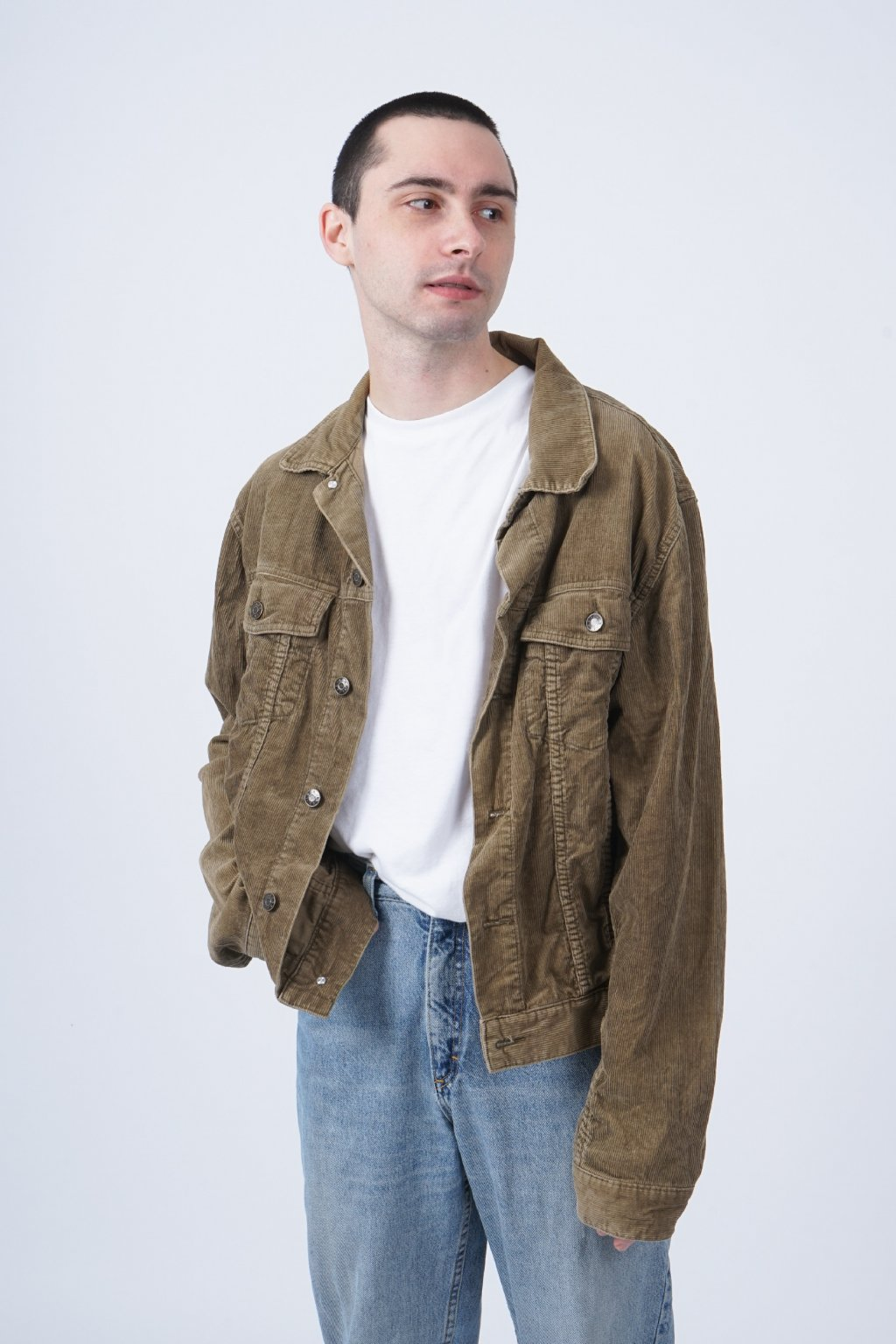 Manšestrová bunda
