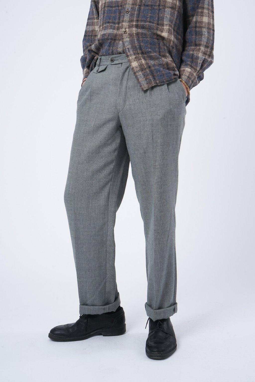 Elegantní kalhoty (XL)
