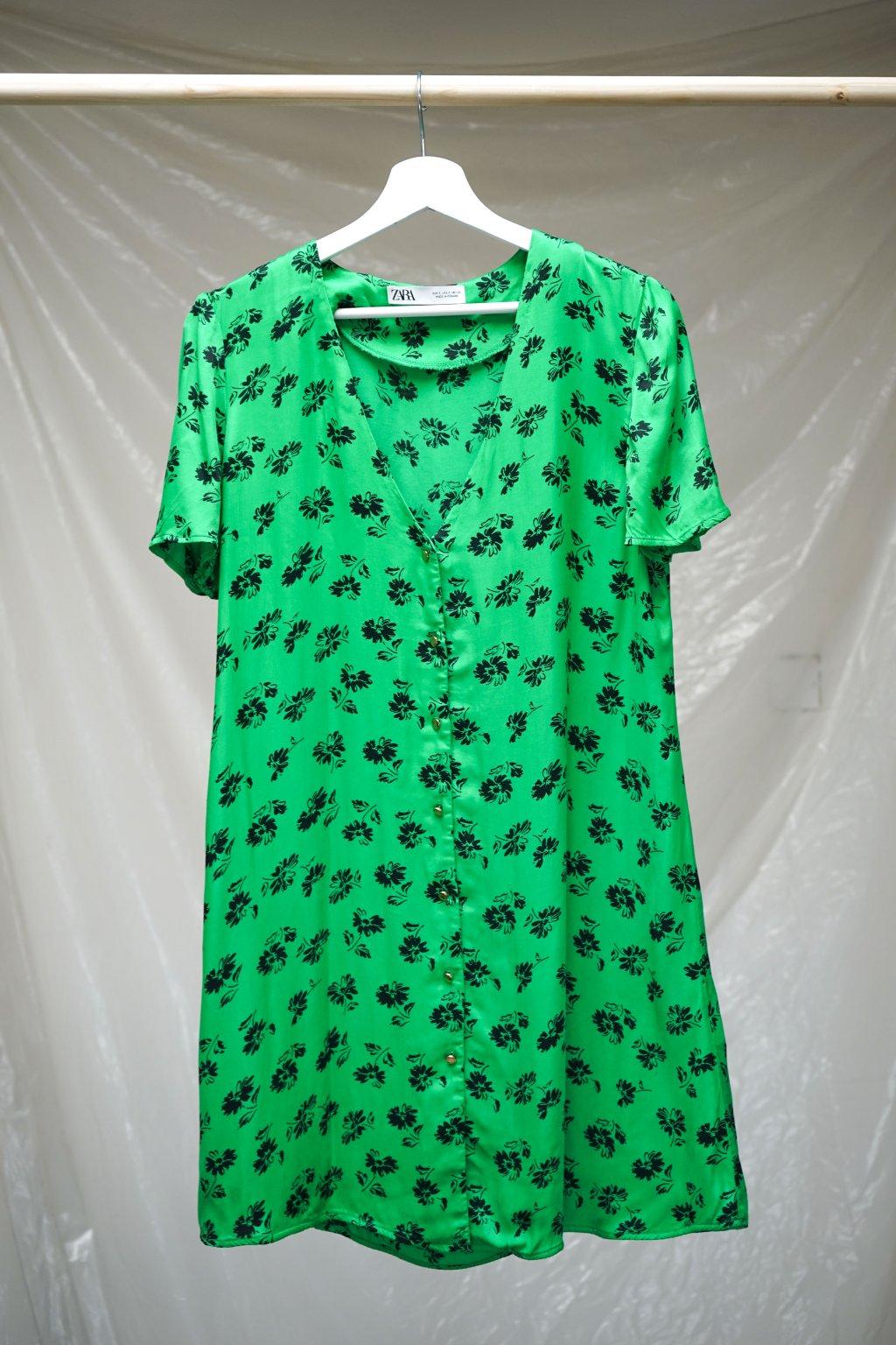 Letní šaty Zara