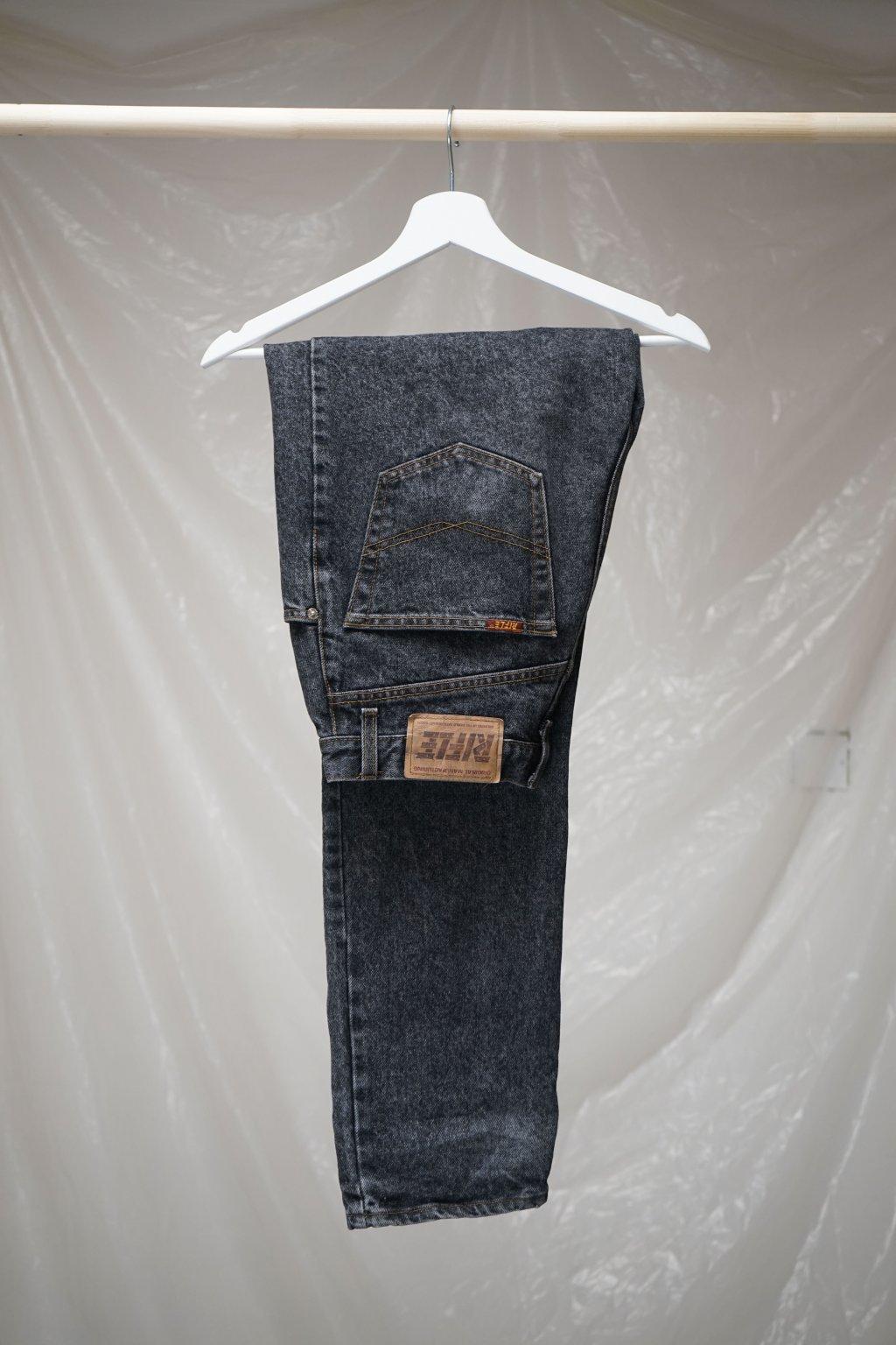 Černé džíny (31x32)