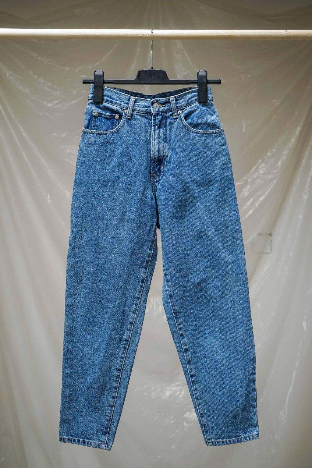 High waist džíny Zero Phoenix