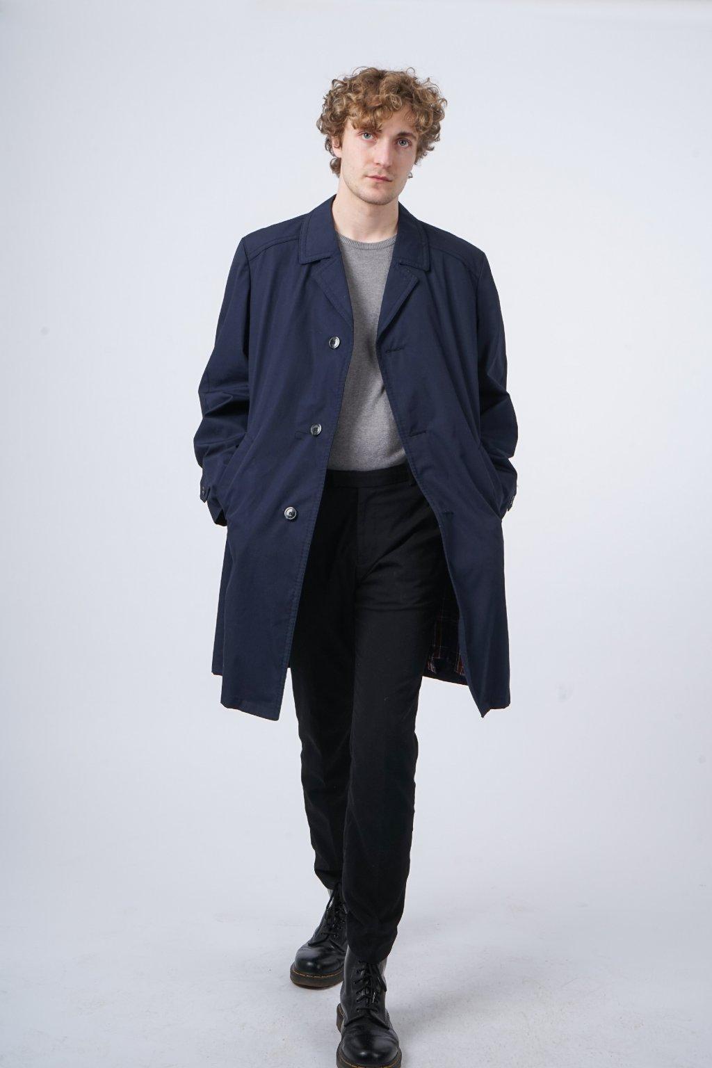 Pánský jarní kabát