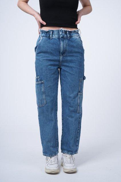 Pohodlné kalhoty