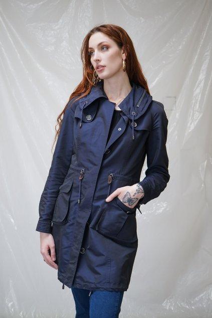 Burberry jarní kabát