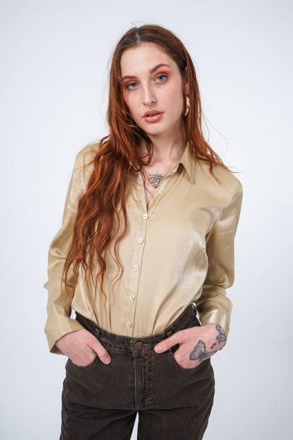 Zlatá košile