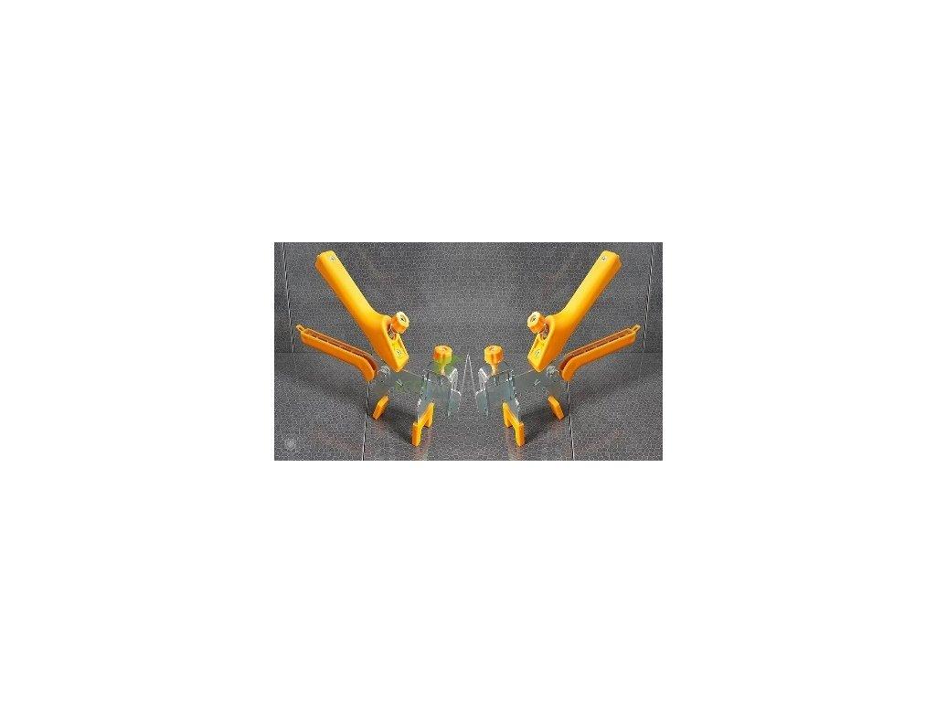 Nastavitelné kleště kovové (1ks)