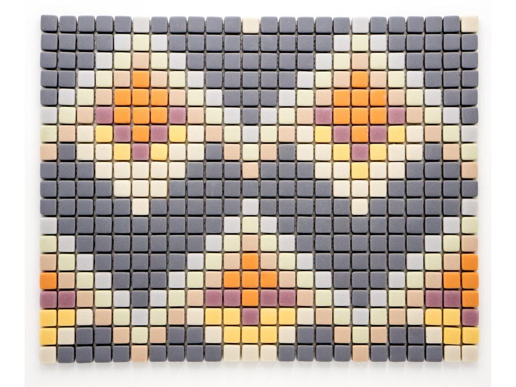MGC 034 skleněná mozaika 12x12mm
