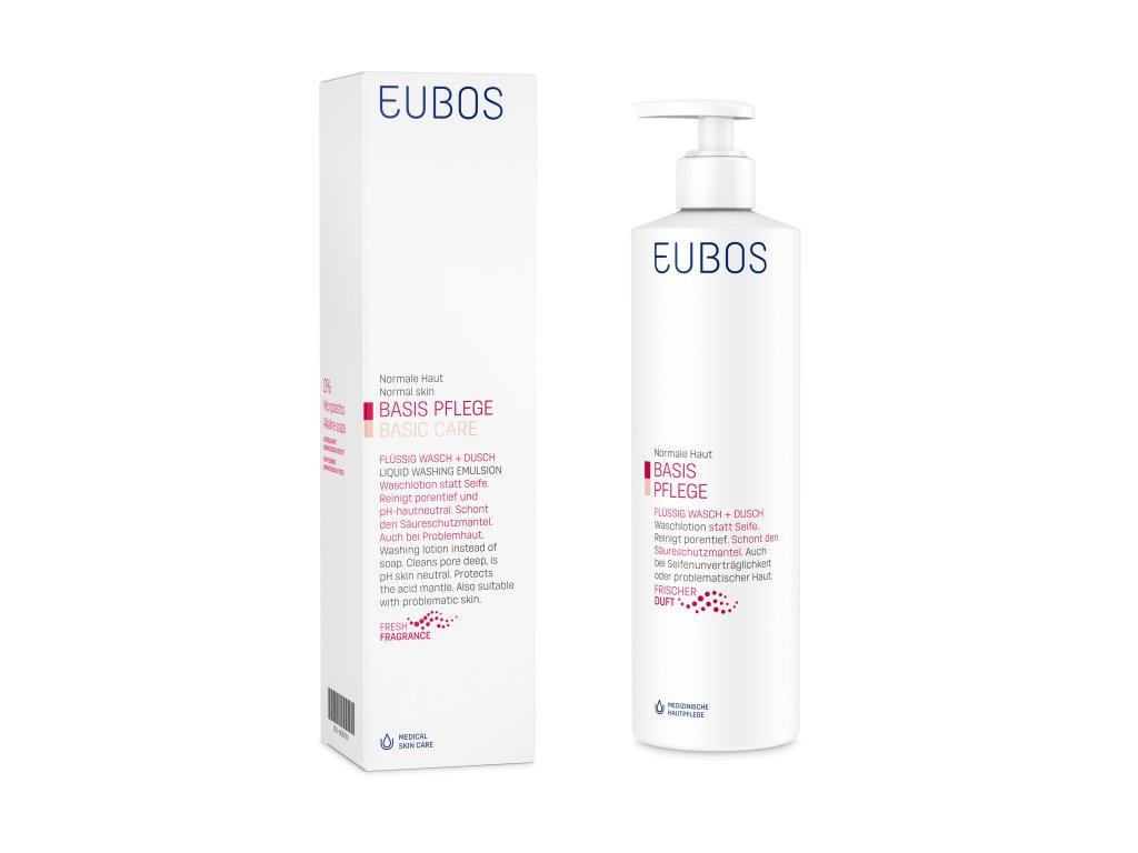 EUBOS Liquid red 400ml 1
