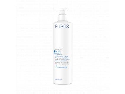 EUBOS Liquid blue 400ml 1