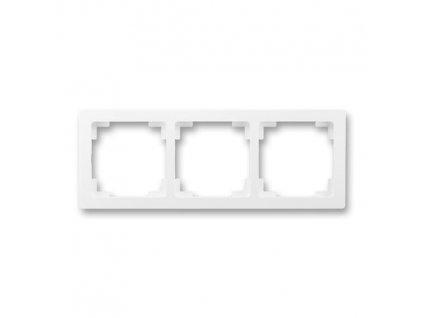 Rámeček trojnásobný, pro vodorovnou i svislou montáž