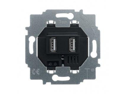 Přístroj nabíjecí USB, 2x 1,5 A