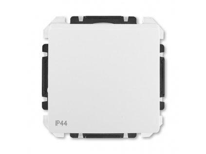Spínač jednopólový, s krytem, řazení 1, s drápky, IP44