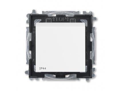 Přepínač střídavý, s krytem, řazení 6, IP44