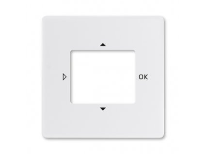 Kryt termostatu kombinovaného