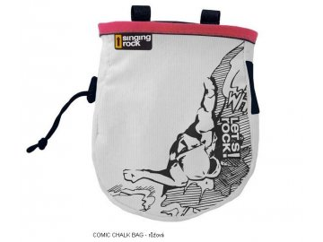 COMIC CHALK BAG