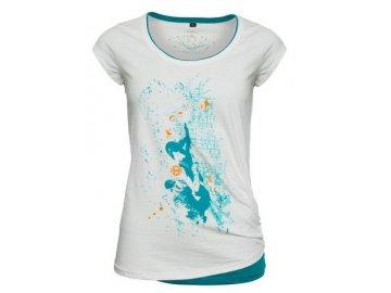 tričko CHILLAZ Fancy Chillaz Swirl