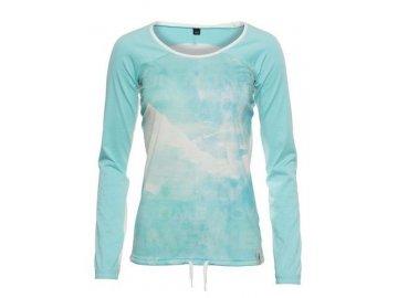 tričko CHILLAZ LS Antalya Mountain Style