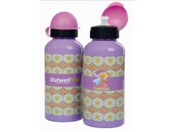 Outwell dětská cestovní lahev Flowies Rose