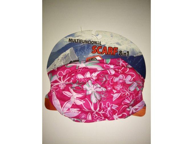 Multifunkční šátek DAP