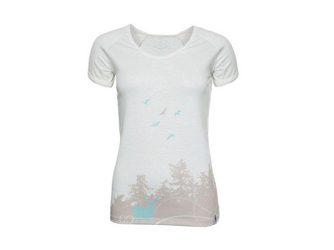 tričko CHILLAZ Women T-Shirt V-Neck