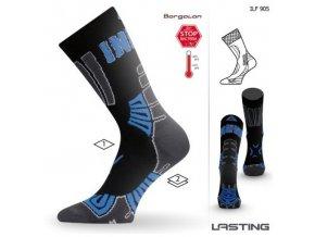 Středně dlouhá inlinová ponožka ILF