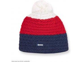 Pletená čepice Kama A50