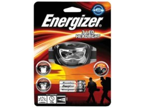 LED čelovka 3 LED Energizer