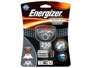 LED čelovka Energizer VISION HD+ FOCUS 250lm