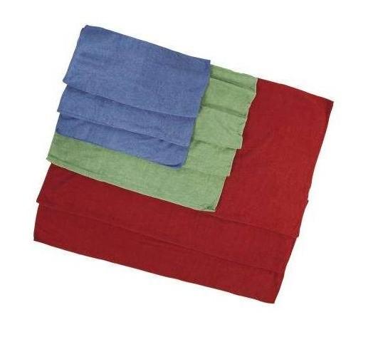 SPORT TOWEL barva: Červená, Velikost: M:30x60cm...60g