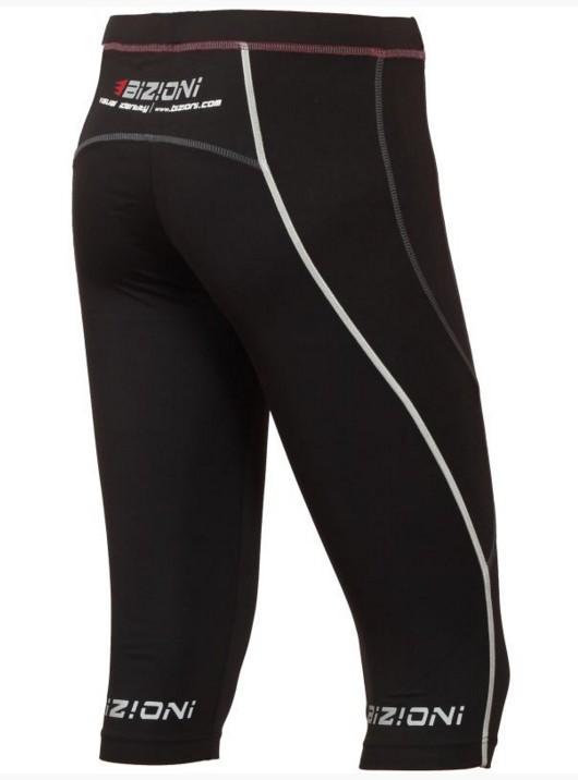 Dámské běžecké 3/4 kalhoty Velikost: XL