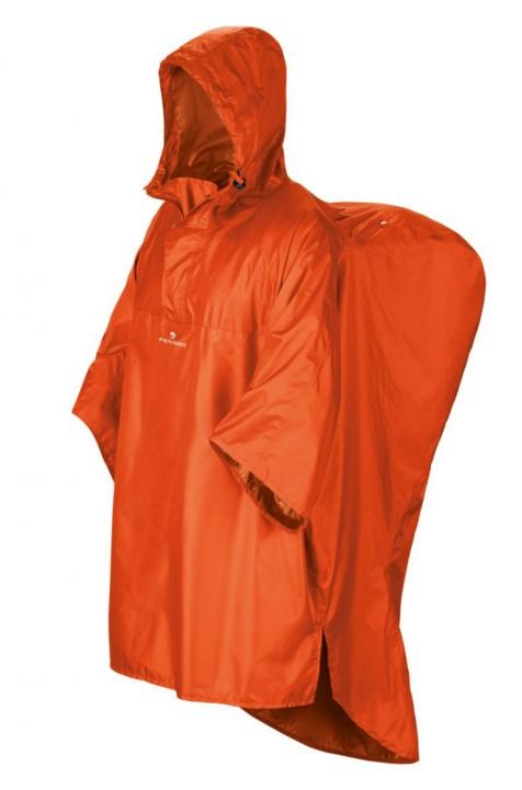 pončo HIKER barva: Oranžová, Velikost: L/XL
