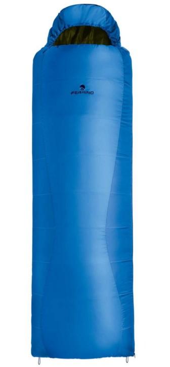 spací pytel LIGHTEC 700 SQ barva: Modrá, zip: pravý