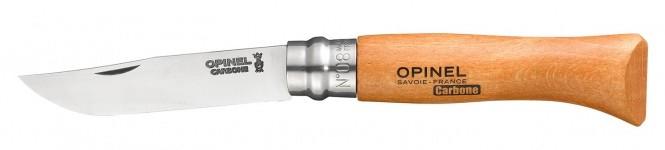 zavírací nůž OPINEL Carbon vel: N°08 Carbon, 8,5 cm
