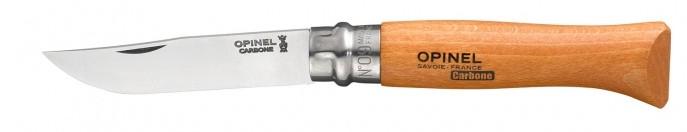 zavírací nůž OPINEL Carbon vel: N°09 Carbon, 9 cm