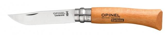 zavírací nůž OPINEL Carbon vel: N°07 Carbon, 8 cm