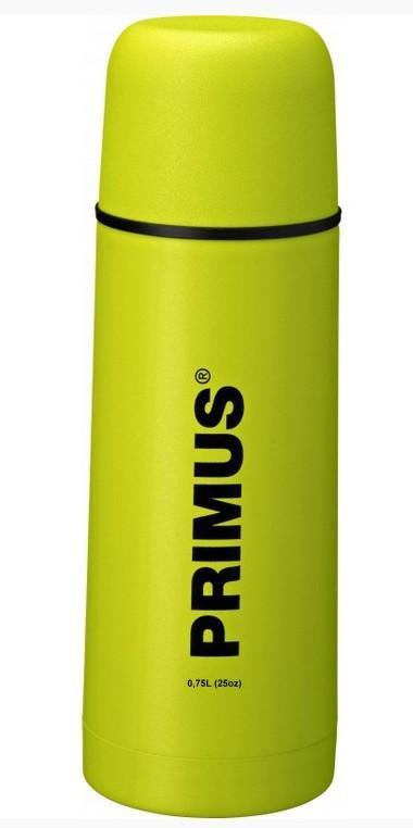 PRIMUS termoska vakuová barevná 0,75l barva: Zelená