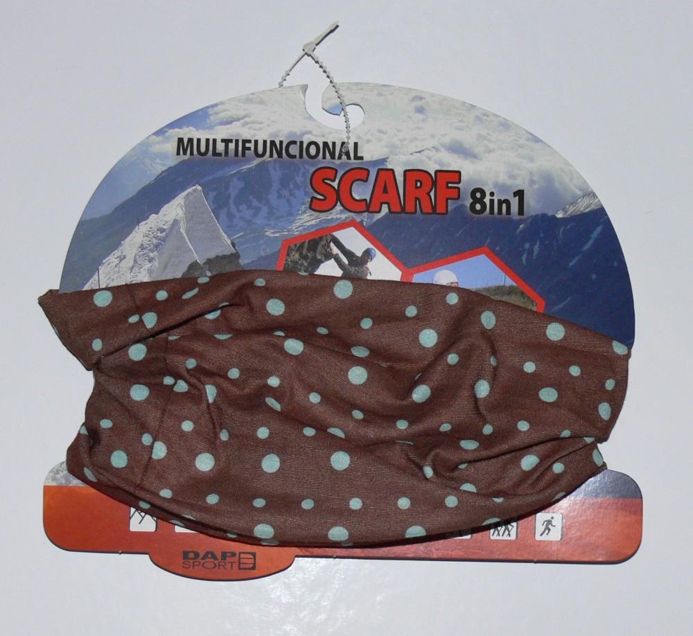 Multifunkční šátek DAP číslo: č.4