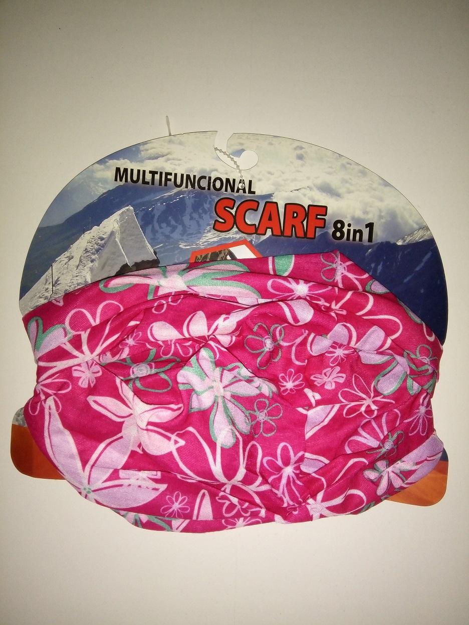 Multifunkční šátek DAP číslo: č.1