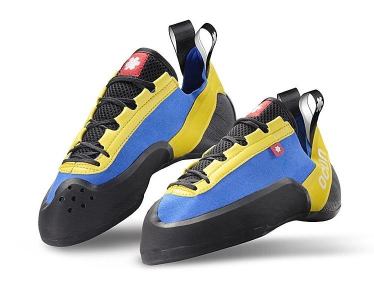 Lezecké boty OCÚN Strike LU Velikost: 39