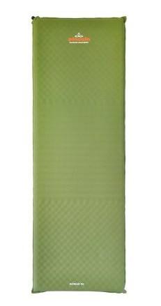 samonafukovací karimatka NOMAD 75 barva: khaki
